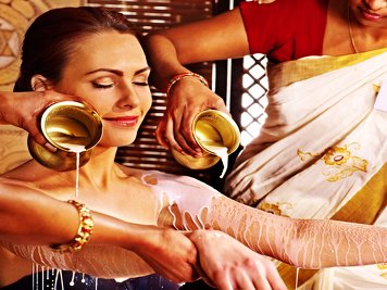 Kandamkulathy Ayursoukhyam Resort 20 Nights / 21Days Beauty Care