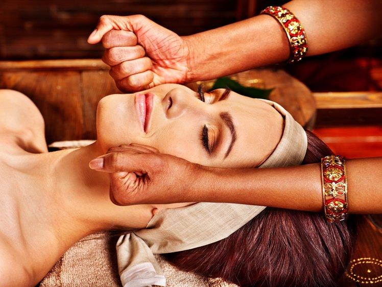 Kandamkulathy Ayursoukhyam Resort 27 Nights / 28 Days Beauty Care  1