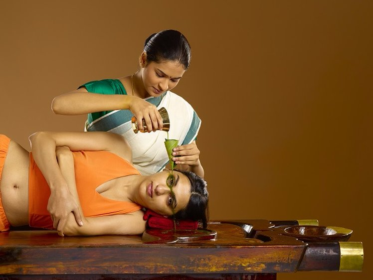 Kandamkulathy Ayursoukhyam Ayurvedic Village Detoxification Program 1