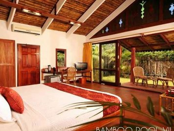 Abad Whispering Palms Ayurveda Detoxification Garden/Lagoon/Bamboo Cottage