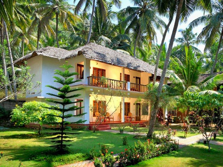 Abad Harmonia Ayurveda Beach Resort Kovalam India 2