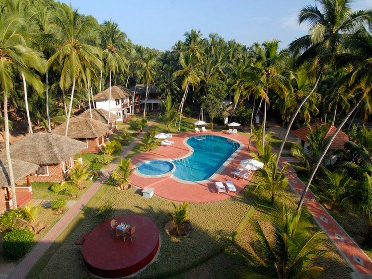 Abad Harmonia Ayurveda Beach Resort Kovalam India 1