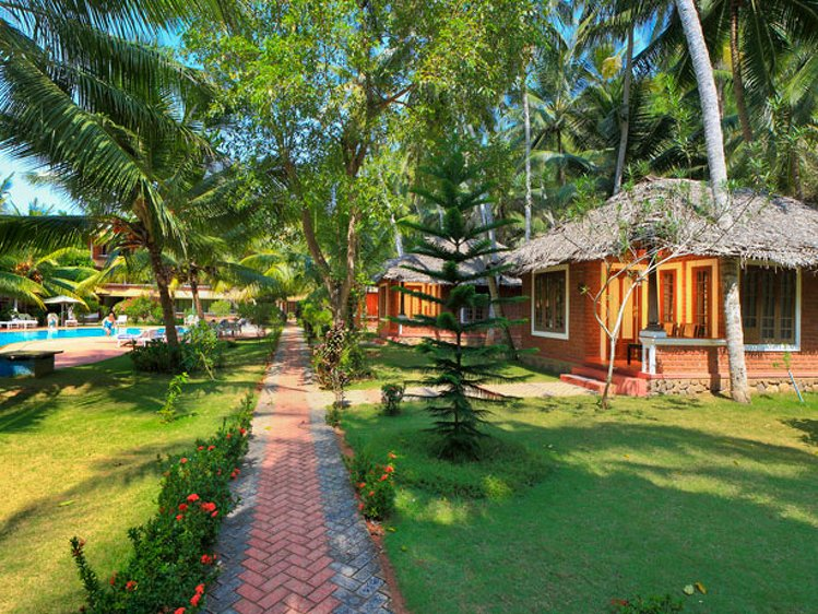 Abad Harmonia Ayurveda Beach Resort Kovalam India 5