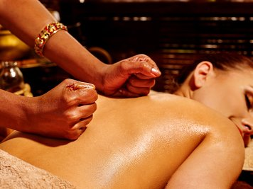 Abad Harmonia Ayurveda Beach Resort Ayurveda Spine & Neck Care Program
