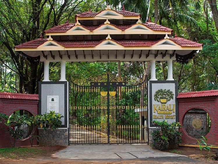 Kairali Ayurvedic Healing Village Palakkad India 1