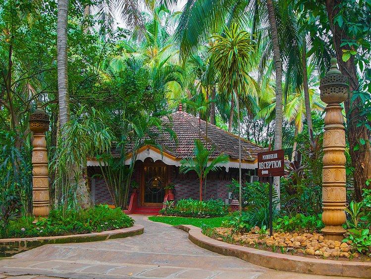 Kairali Ayurvedic Healing Village Palakkad India 2