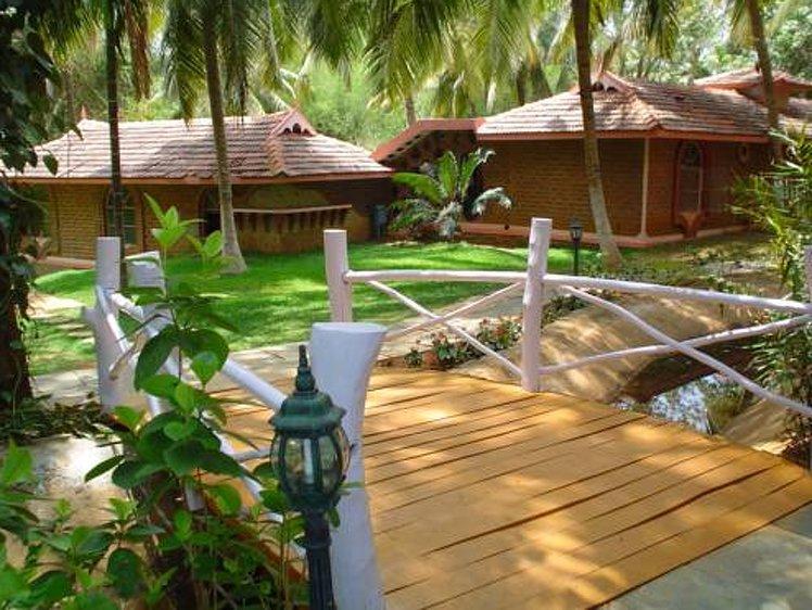 Kairali Ayurvedic Healing Village Palakkad India 3