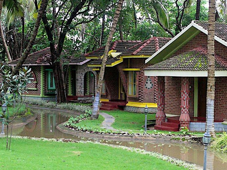 Kairali Ayurvedic Healing Village Palakkad India 5