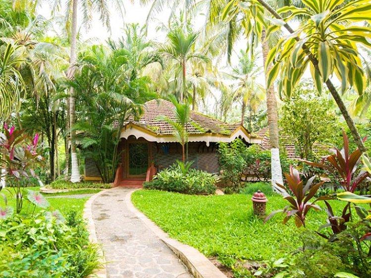 Kairali Ayurvedic Healing Village Palakkad India 10