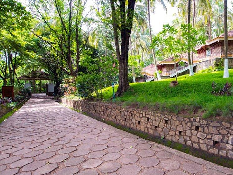 Kairali Ayurvedic Healing Village Palakkad India 9