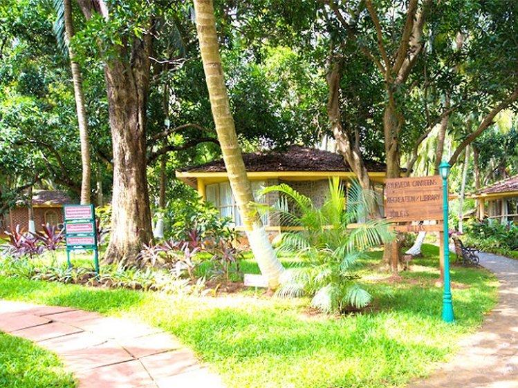 Kairali Ayurvedic Healing Village Palakkad India 11