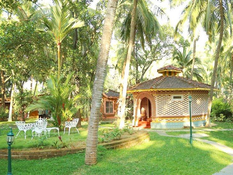 Kairali Ayurvedic Healing Village Palakkad India 12