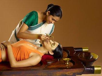 Kairali Ayurvedic Healing Village 14 Nights / 15Days Eye Care Treatment