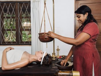 Kairali Ayurvedic Healing Village 21 Nights / 22Days Rejuvenation & Detoxification