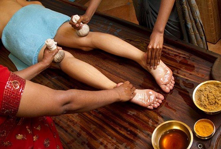 Kairali Ayurvedic Healing Village Paralysis Treatment 2