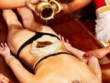 Kairali Ayurvedic Healing Village 14 Nights / 15Days Slip Disc Treatment