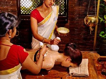 Kairali Ayurvedic Healing Village 21 Nights / 22Days Weight Loss Treatment