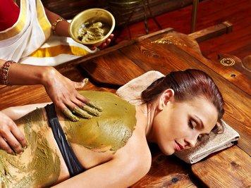 Kairali Ayurvedic Healing Village 21 Nights / 22Days Chronic Back Pain Treatment
