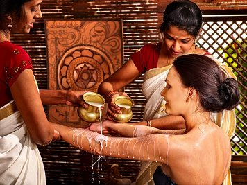 Kairali Ayurvedic Healing Village Intensive Ayurveda Training Program (WAP-HV)