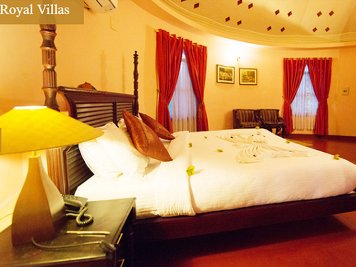 Kairali Ayurvedic Healing Village 28 Nights / 29 Days Panchakarma Therapy Royal Villa