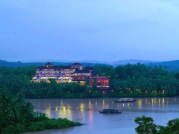 The Raviz Resort and Spa Kadavu Calicut India