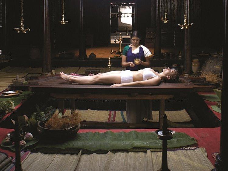 The Raviz Resort and Spa Kadavu Wellness: Body Purification/ Panchakarma Program 1