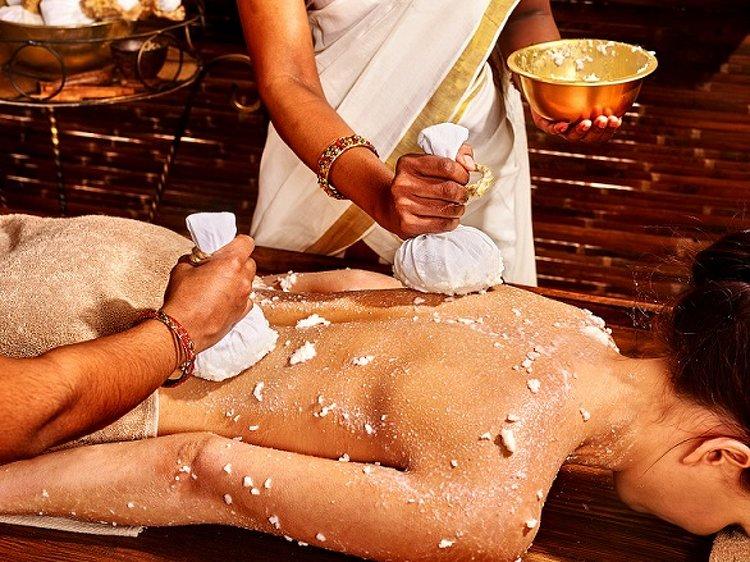 The Raviz Resort and Spa Kadavu Therapeutic: Pain Management & Marma 1