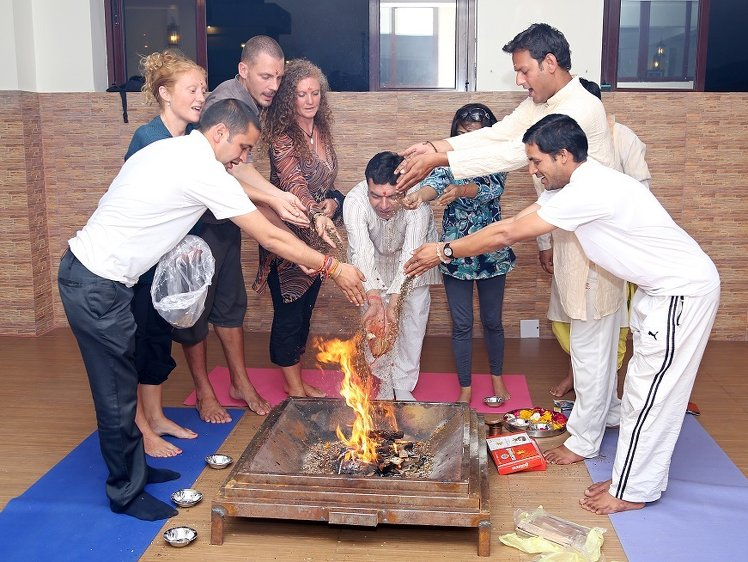 Kaivalya Yoga School Rishikesh India 6
