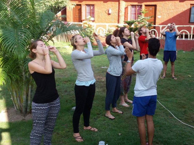 Kaivalya Yoga School 200 Hour Hatha Yoga Teacher Training 2