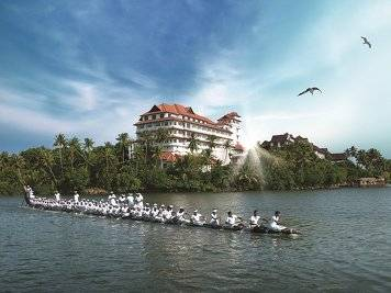 The Raviz Resort and Spa Ashtamudi Kollam India