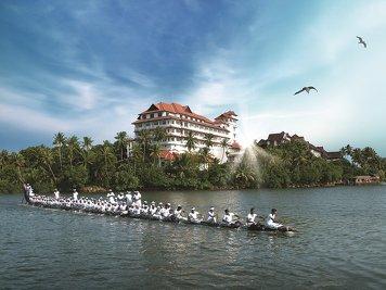 The Raviz Resort and Spa Ashtamudi Kollam india