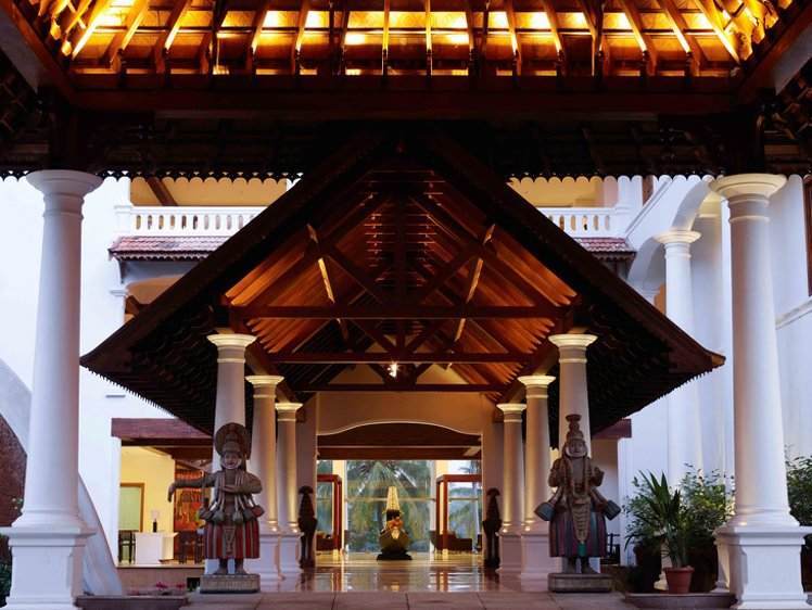 The Raviz Resort and Spa Ashtamudi Kollam india 3