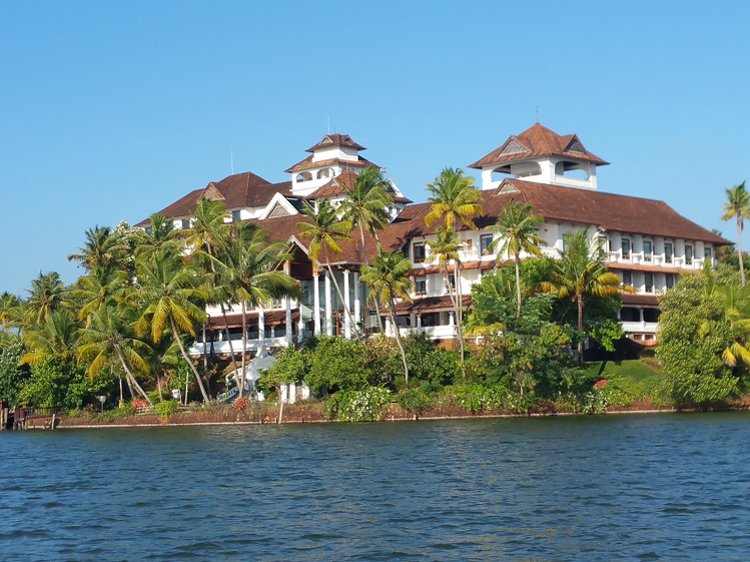 The Raviz Resort and Spa Ashtamudi Kollam india 8