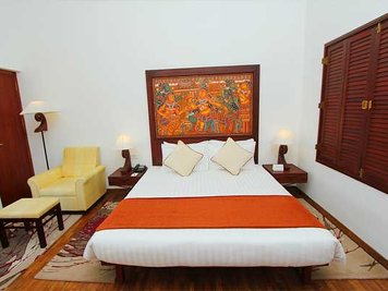 The Raviz Resort and Spa Ashtamudi Superior Room