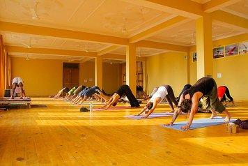 AYM Yoga School Rishikesh India