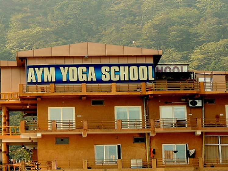 AYM Yoga School Rishikesh India 7