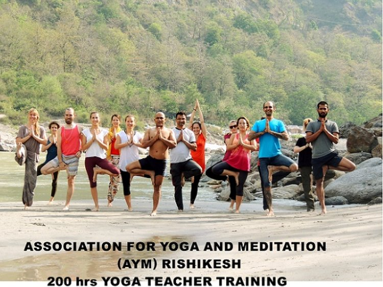 AYM Yoga School Rishikesh India 5