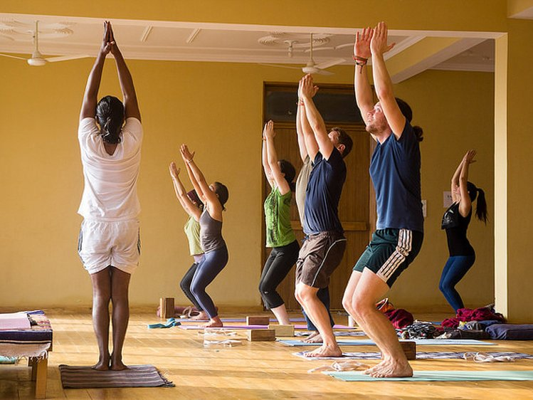 AYM Yoga School Rishikesh India 10
