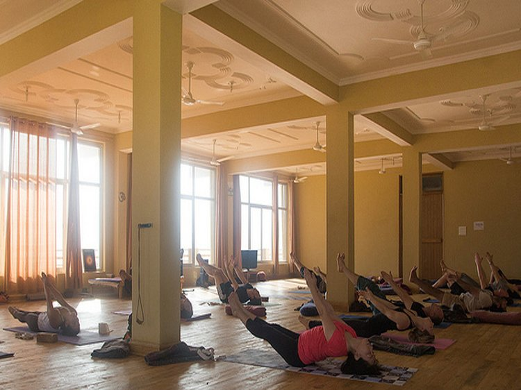 AYM Yoga School Rishikesh India 8