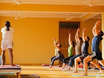 AYM Yoga School Yoga Teacher Training