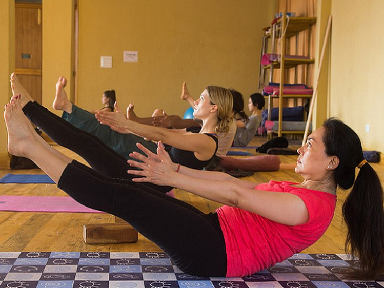 AYM Yoga School 300 Hrs Yoga Teacher Training 2