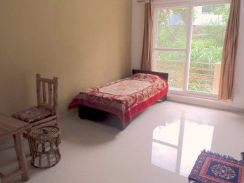 AYM Yoga School Private Accomodation