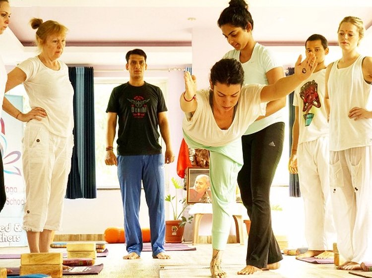 World Peace Yoga School Rishikesh India 6