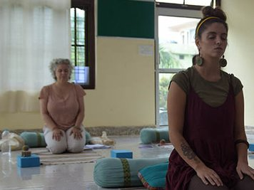 World Peace Yoga School 200 Hour (25 Nights / 26 Days) Ayurveda Yoga Teacher Training Course