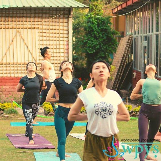 World Peace Yoga School 200 Hour Meditation and Yoga Nidra Teacher Training 1