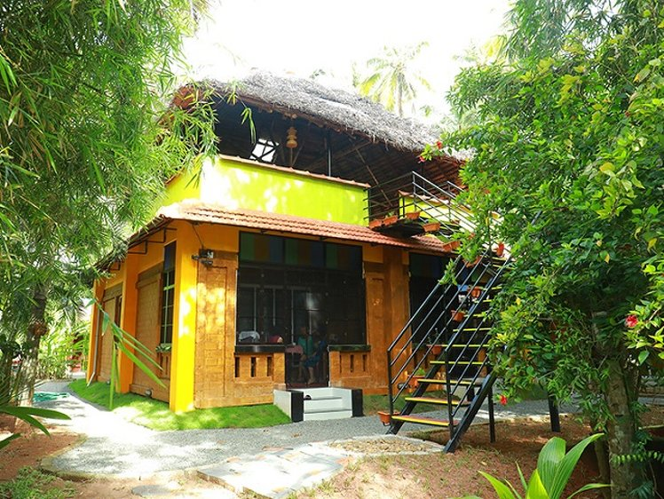 Mitra Hermitage Ayurveda Hospital Trivandrum India 6