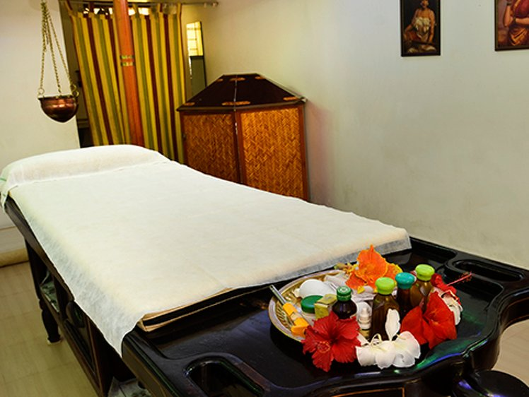 Mitra Hermitage Ayurveda Hospital Trivandrum India 9