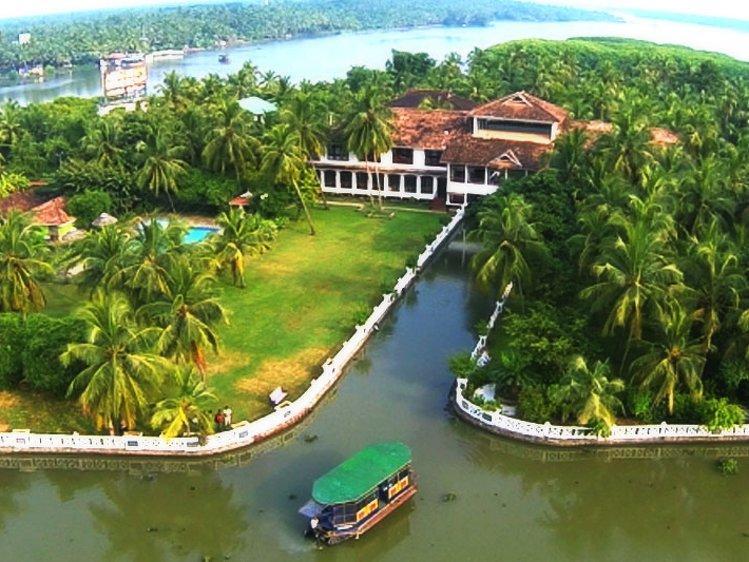 Rajah Island - Indian Residents Thrissur India 3