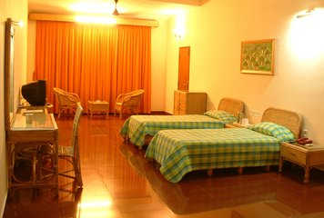 Rajah Island - Indian Residents Rejuvenation Program Deluxe Room A/C