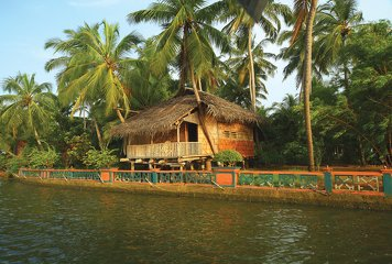 Rajah Island - Indian Residents Rejuvenation Program Coconut Hut